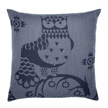 iittala Taika Blue Throw Pillow