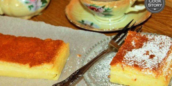 Ιταλικό λαχταριστό κέικ που λιώνει στο στόμα