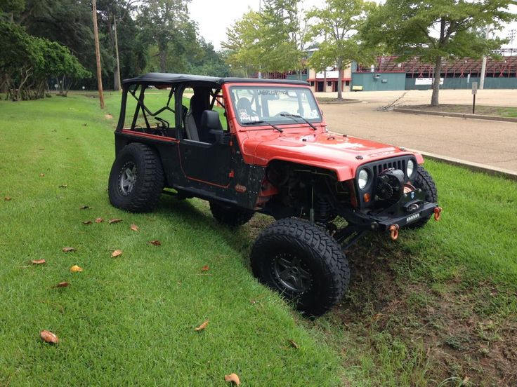 """American Expedition Vehicles >> 35s or larger on 3"""" or less (LCG Jeeps) - Page 196 ..."""