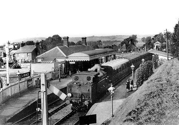 Disused Stations: Lyminge Station