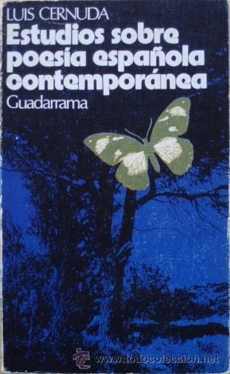 Hoy, 21 de septiembre, celebramos y leemos a Luis Cernuda