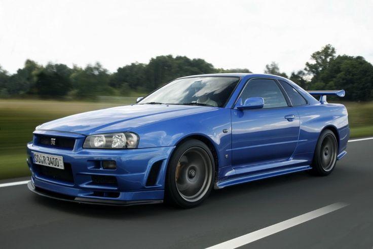 Nissan Skyline GT-R 1999 : Voitures de Fast and Furious : 25modèles mythiques dans la saga - Linternaute
