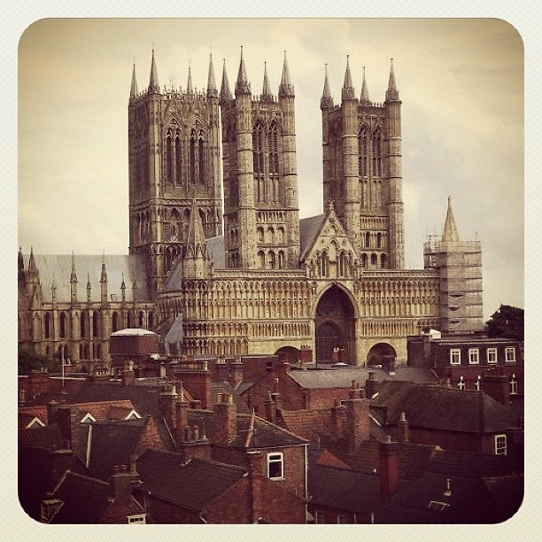 Lincoln Cathedral - filtered.