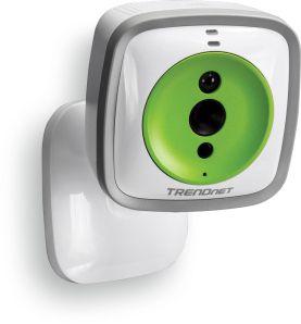 TRENDnet® lanseaza noua camera WiFi pentru supraveghere bebelusi