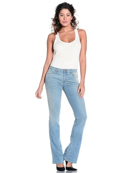 "Miss Sixty Jeans Jane Bootcut 34"" bei Amazon BuyVIP"