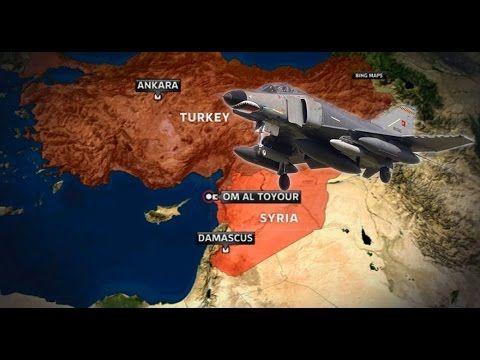"BREAKING - Erdogan ""Turkey entered Syria to end al-Assad's rule"" + MAJOR..."