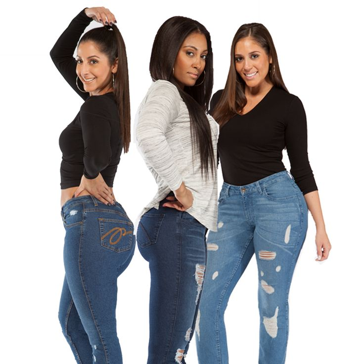 Curvy Comfortable Denim!!