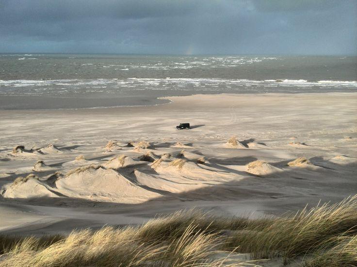 Het Sil de strandjutter gevoel van MooiWeer op Terschelling!