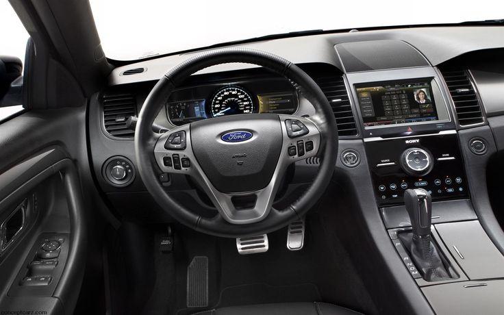2013 Ford Taurus | 2013 Ford Taurus SHO Images. Photo: 2013-Ford-Taurus-SHO_Image-i01 ...