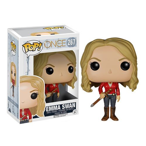 Figurine Pop! Once Upon a Time Emma Swan