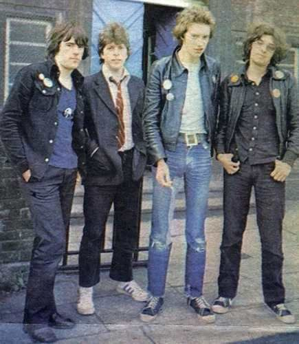 A to Z of N. Ireland Punk Bands - Stiff Little Fingers