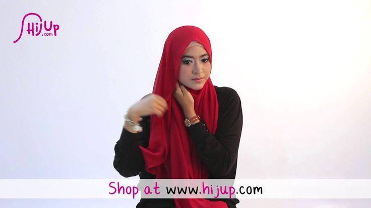 Hijab Tutorial Style 49 by HijUp.com