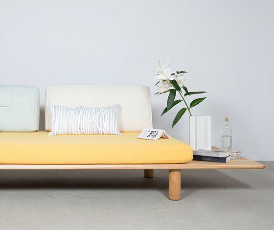 'Sushi' sofa by Joa Herrenknecht (DE)   2015 interior design ideas