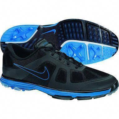 the latest 91748 74832 Nike Mens Golf Shoes Lunar Ascend 483841-004 Medium Width Sizes  mensgolfshoes