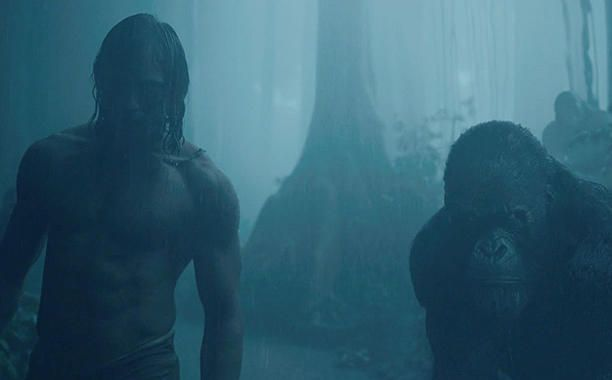Legend of Tarzan trailer released | EW.com