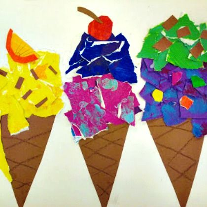 Best 25 Ice cream crafts ideas