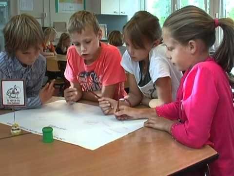 Coöperatief leren. In dit filmpje zie je verschillende coöperatieve werkvormen.