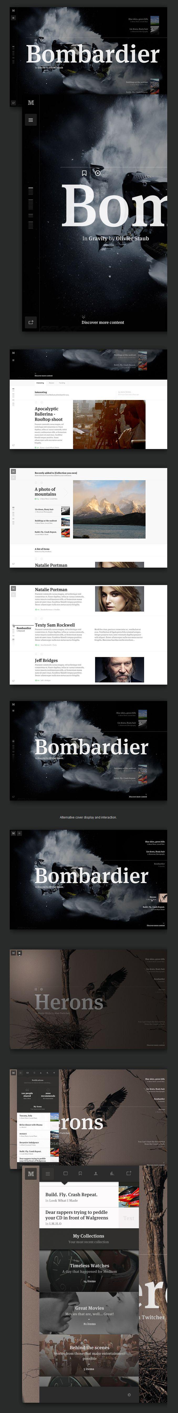 #typography #spacing #minimalism