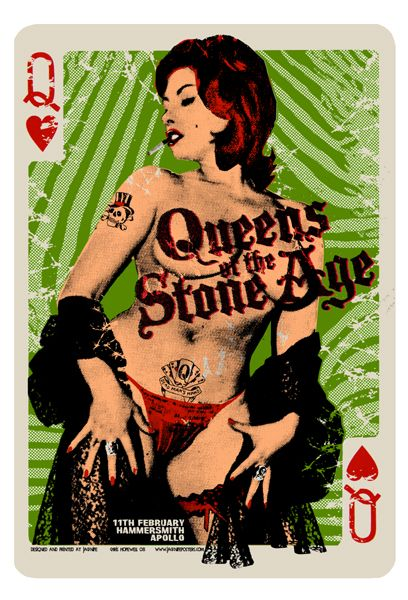 bitchrockon:  Queens of the Stone Age