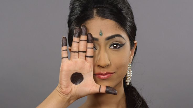 Watch This Woman Capture 100 Years of Beauty in India in One Minute  - ELLE.com