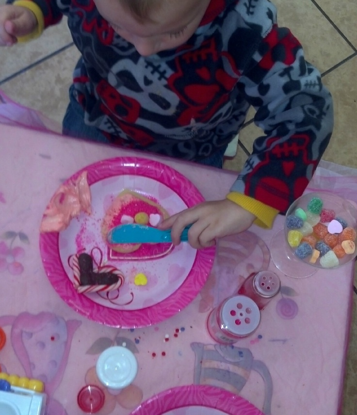 29 Best Images About Children Decorating Cookies On