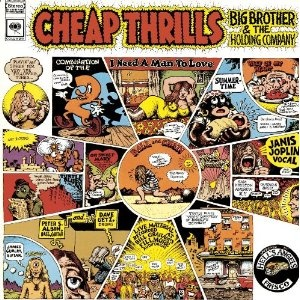 Cheap Thrills - 1968 a great year a great album