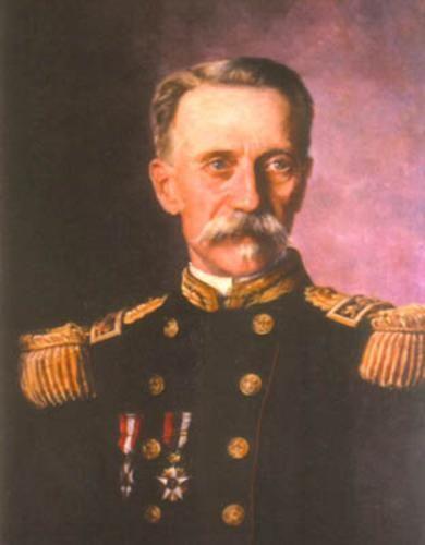Adolfo Holley Urzúa (1833 - 1914). Participó en la Guerra del Pacífico y en la Guerra Civil de 1891. Inició su vida militar en la guerra de Arauco, al inicio de la Guerra del Pacífico fue designado segundo comandante del regimiento Esmeralda cuando éste fue creado a partir del antiguo Carampangue en mayo de 1879. Con ese cargo participa en la batalla de Tacna. Asciende a comandante del regimiento, cuando su titular Santiago Amengual fue nombrado como Comandante de la primera división