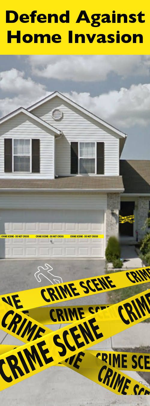 Home invasions are on the rise, and to protect your family you need to take some simple, yet effective precautions to defend against home invasion. geekprepper.org