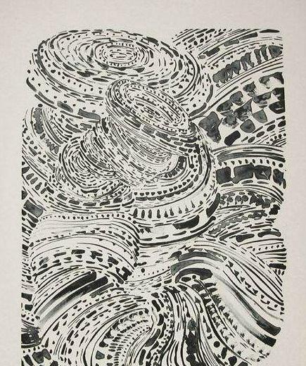Tony Cragg drawings