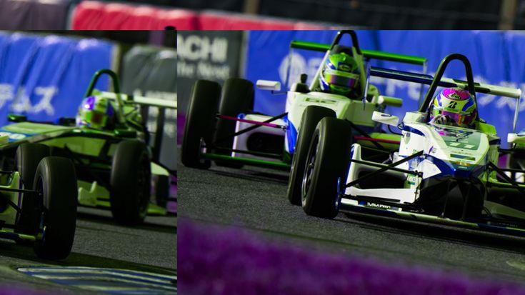 若手レーシングドライバーの登竜門「スーパーFJ日本一決定戦」で優勝した17歳、名取鉄平をクローズアップ。ホンダのスカラシップドライバーにも選ばれた逸材が大舞台で日本一という称号を得た。