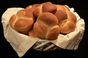 Recipe for Beef House Rolls!!!(Covington, IN) Really good and easy! Although, mine would not get as big as the Beef House rolls.