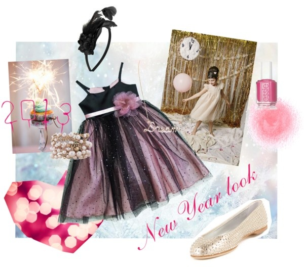 """New Year Girl look"" by baby-96ru on Polyvore"