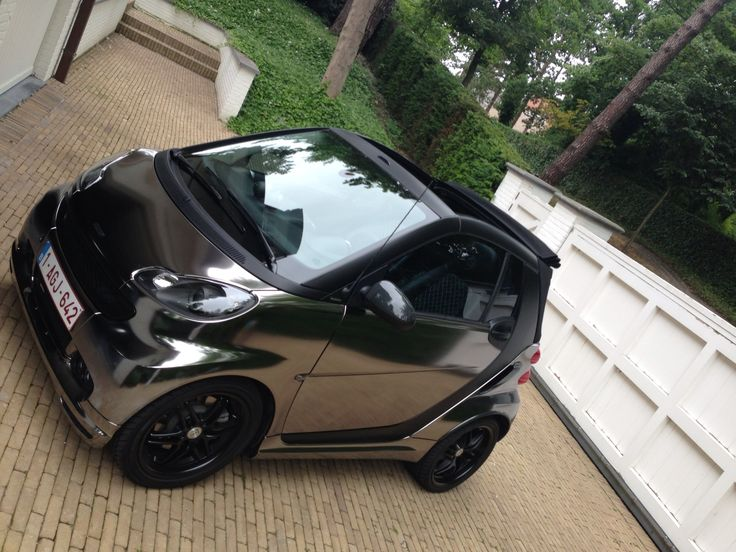 8 best smart images on pinterest smart fortwo smart car and autos brabus smart in dark chrome altavistaventures Choice Image