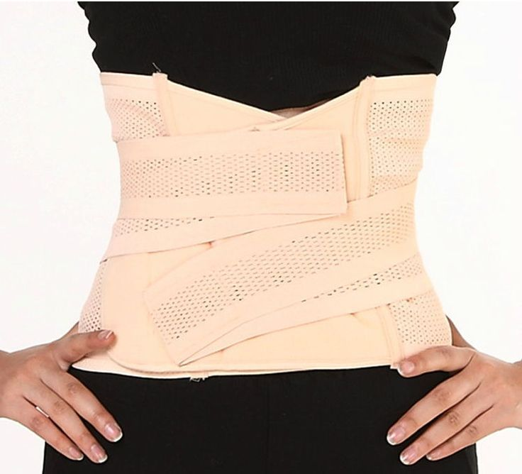 Diy Pregnancy Belly Support Band: Postpartum Support Recovery Belt Pregnancy Tummy C-section