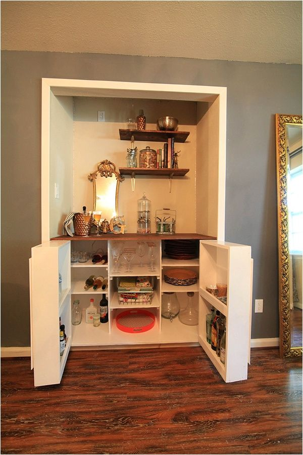 25 best kitchen images on pinterest for the home for Dining room closet ideas