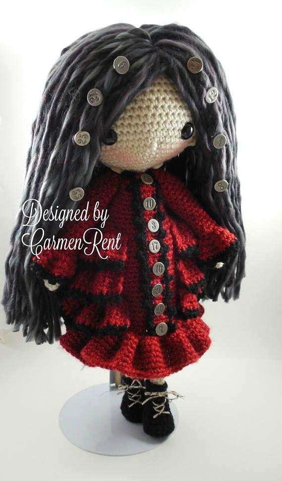 ❤ Alexis-Steampunk Crochet Pattern by CarmenRent