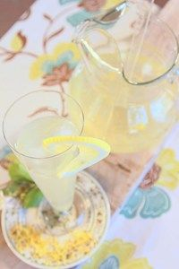 Homemade Lemonade. Refreshing and delicious. Tastes just like the lemonade Grandma used to make!