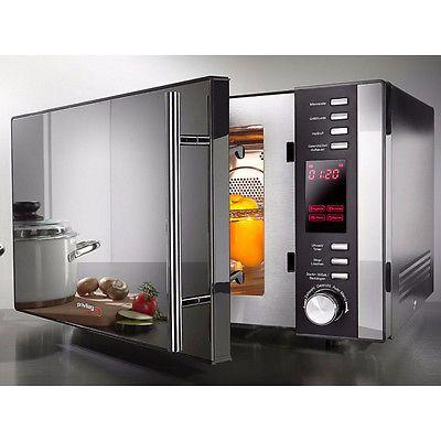 PRIVILEG 3-in-1-Mikrowelle Edition 50 Grill Heißluft 25L schwarz B-Waresparen25… – Preisvergleich