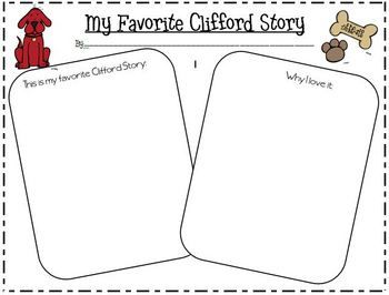 17 Best images about Clifford The Big Red Dog Theme on Pinterest ...