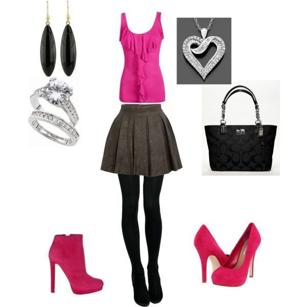 gonna try to copy this for valentines dance febuary 10