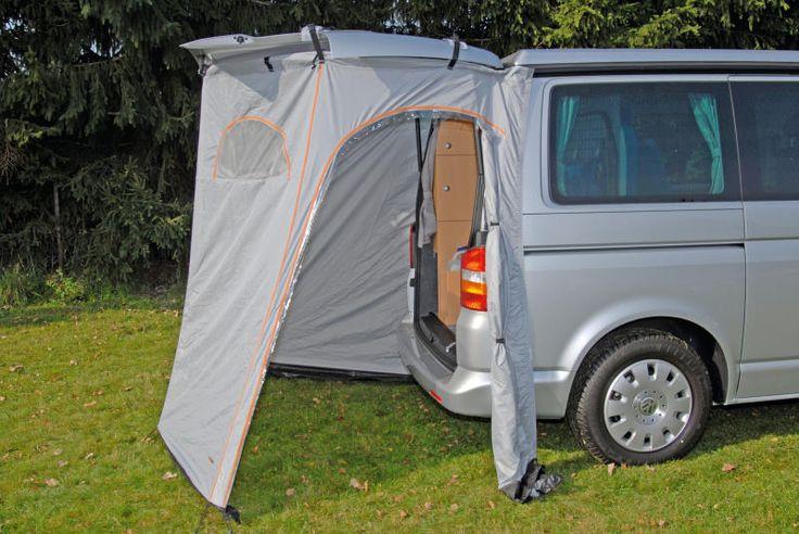 Auvent pour hayon - REIMO - Auvents Camping cars - Accessoires camping REIMO