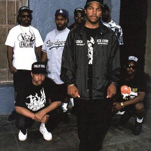 Da Lench Mob #lenchmob #icecube #gangstarap #rap #hiphop #westside #california by oldschool_rap_page