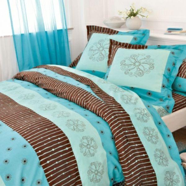 Les 20 meilleures id es de la cat gorie rideaux turquoises sur pinterest - Rideaux style cottage ...