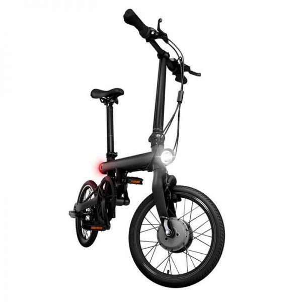 Xiaomi MiJia QiCycle Bicicletta Elettrica - Nero