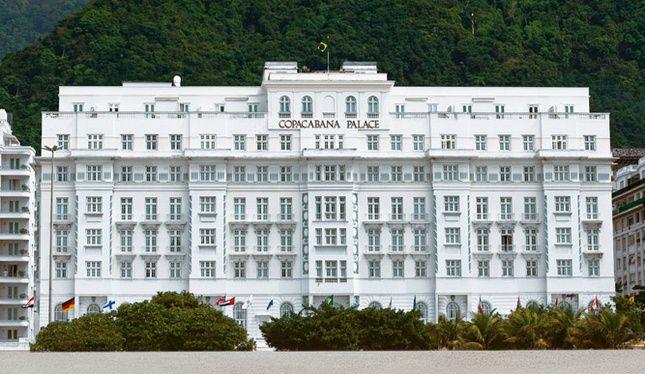 Los 50 mejores hoteles del mundo Copacabana  #28