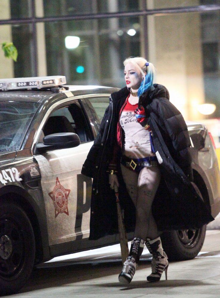 Margot Robbie Suicide Squad | love Harley Quinn and Suicide Squad on Pinterest | Harley Quinn ...