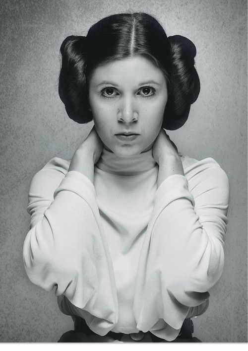 Princess Leia Organa of Alderaan