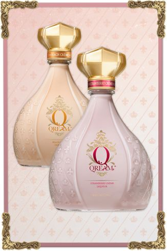 QREAM THE PEACH IS MY FAV!