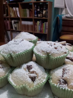 vegan muffins