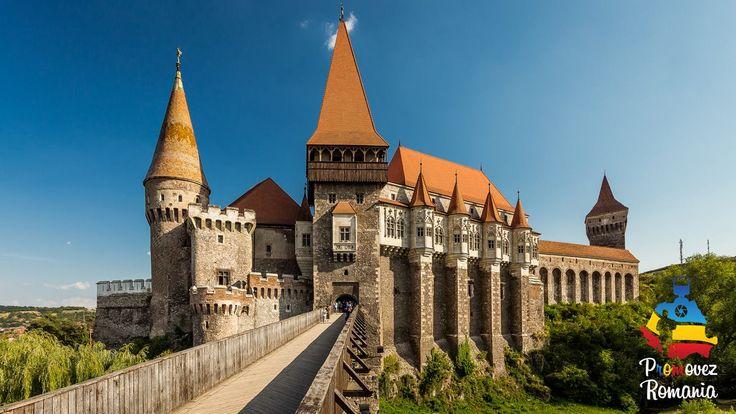 Castelul Hunedoarei sau Castelul Corvinilor este una dintre cele mai importante monumente din România, fiind cetatea medievală a Hunedoarei.